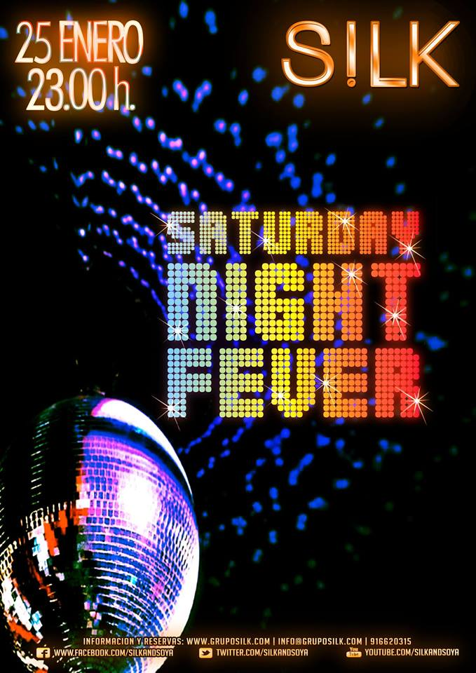 Saturday Nigth Fever