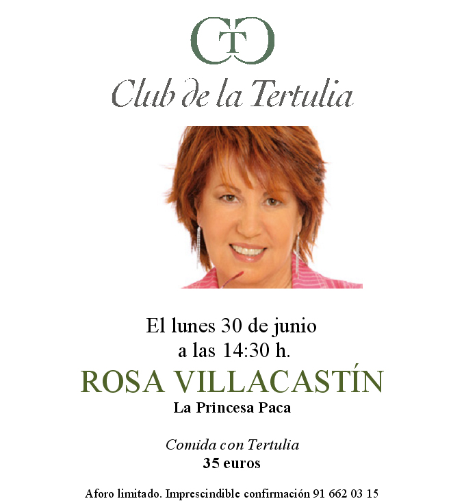 Club de la Tertulia Rosa Villacastin