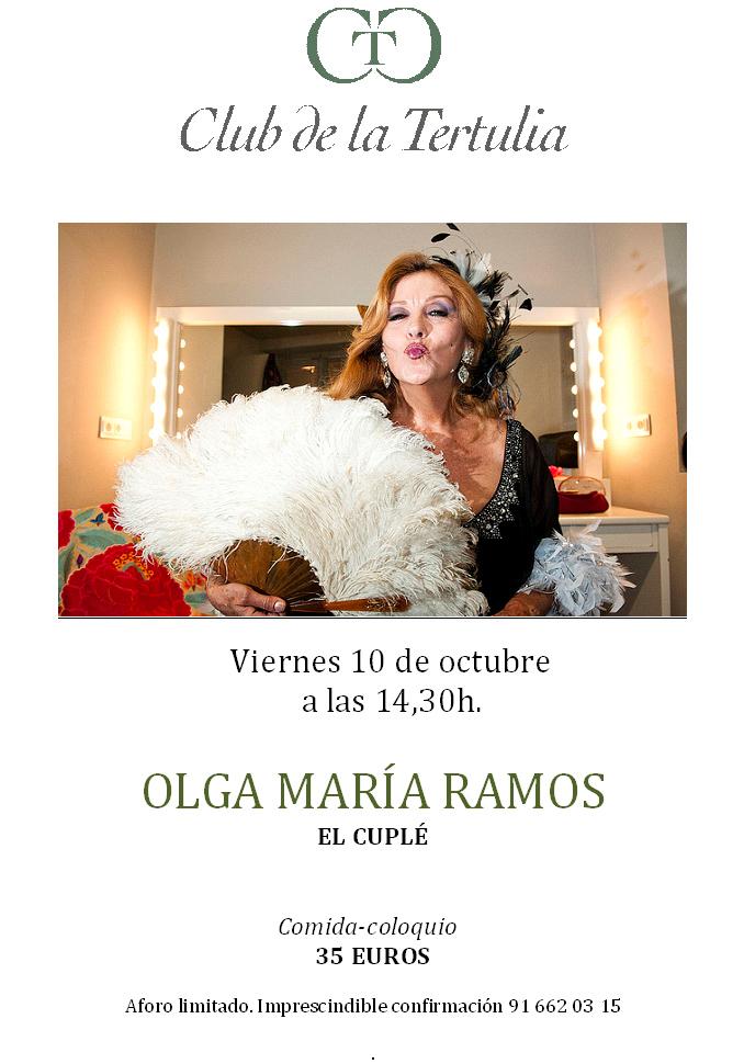 Club Tertulia Silk Olga Maria Ramos