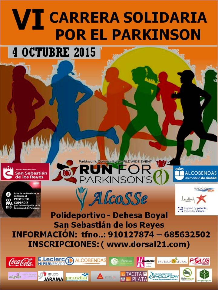 Run for parkinson´s