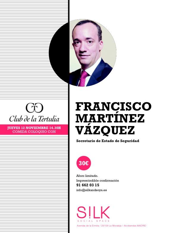 Club Tertulia Francisco Martinez Vazquez