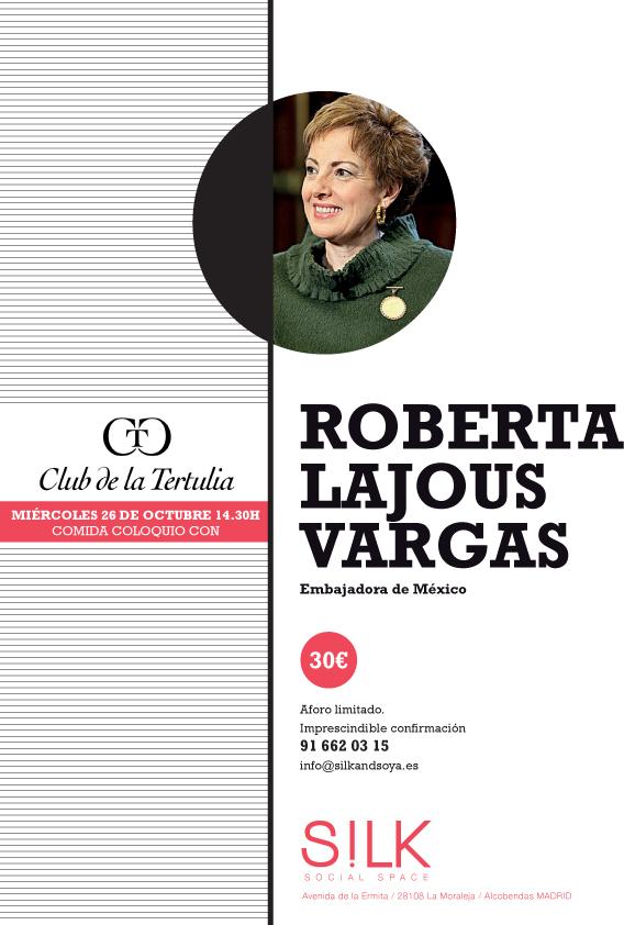 Club Tertulia Roberta Lajous r