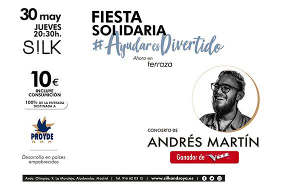 Ayudar-es-divertido-2-Dani-Martin-30-mayo-2019-Cipri-Quintas-Alcobendas